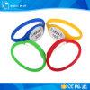LF, HF, Wristband del silicone di frequenza ultraelevata RFID per uso dell'ospedale