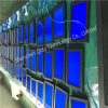 '' video dell'affissione a cristalli liquidi di alta luminosità 12, visualizzazione leggibile dell'affissione a cristalli liquidi di luce solare, video esterno del LED