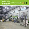 Máquina de la granulación de la película plástica de la basura del estándar del SGS del CE
