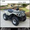 쿼드 자전거 500cc 4X4 기관자전차 4WD 2 시트