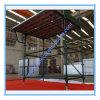 Безопасный SGS аттестовал систему лесов для конструкции