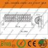 50 '' 288W haute énergie DEL outre de guide optique de route, barre d'éclairage LED d'accessoires de véhicule de la rangée 288W de double de puce de CREE