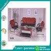 Sofà moderno dell'ufficio della disposizione dei posti a sedere di ricezione dell'ufficio di disegno attraente rosso da vendere