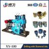 Máquina xy-100 Pequeña agua de perforación