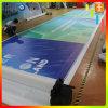 広告のための屋外の大きい蟻酸塩PVCビニールの旗(TJ-22)