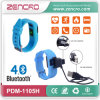 Traqueur sec d'activité de bracelet de fréquence cardiaque de forme physique de Zencro Tw64s Bluetooth