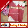 Поздравительная открытка венчания/дня рождения/рождества OEM изготовленный на заказ (3342)