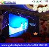 P4 el panel publicitario de interior de la pantalla de visualización de LED de la cartelera de la etapa LED