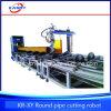 Tagliatrice di CNC della giuntura di tubo del metallo del gomito del tubo del metallo degli accessori per tubi del metallo