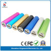 Cylinder de sauvegarde 2600mAh Mobile Power