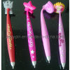 PVC Plastic Magnetic Promotion Gift Ball Pen con Company Logo