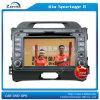 8 coche DVD del estruendo de la pulgada 2 para KIA Sportage R con Bluetooth GPS (z-2996N)