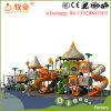 Estrutura ao ar livre do jogo de 2017 miúdos plásticos para a escola