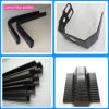 3k modificado para requisitos particulares Plain Twill Pultrude Carbon Fiber Profiles Mechanical Tube/Special Section Tube, Half Round Bar, Ellipse, Polygon,