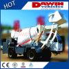 1.5 Uno mismo del mecanismo impulsor del M3 4*4 pequeño que carga el mezclador de cemento barato del carro del mezclador concreto
