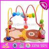 Het nieuwe Speelgoed W11b139 van het Labyrint van de Parel van de Draad van het Spel van de Jonge geitjes van het Ontwerp Grappige Houten