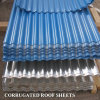 Color-Coated Corrugated Roof Sheets
