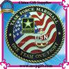 moneta di Challeng del metallo 2017 3D per il regalo della moneta dell'esercito
