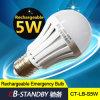 재충전용 긴급 LED 전구