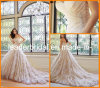 Trägerloses Wedding Dress Sweetheart A - Zeile Rhinestones Bridal Wedding Gown Y21431L