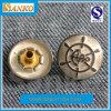 Кнопка металла никеля высокого качества свободно