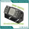 Cámara del coche del revés del metal del CCD de Sony del infrarrojo 1/3 de Ahd  con día y noche de la P.M. de 1MP 1.3MP 2