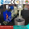 Venda quente! Mclw12CNC-3X1000 máquina de rolamento da placa do CNC 4-Roll