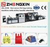 Sac de empaquetage non tissé de tissu faisant la machine (Zxl-D700)