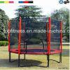 Trampoline PVC материальный для взрослых с сетью безопасности