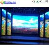 Afficheur LED P3.91 de location d'intérieur polychrome