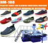 Casua u. Sports& Segeltuch-Schuh-direkt Einspritzung-Maschine