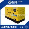 generador diesel silencioso 15kVA accionado por Weichai Engine