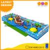 Campo da giuoco gonfiabile del grande parco di divertimenti gonfiabile del pirata da vendere (AQ01777)