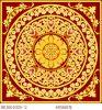 Usine de la tuile décorative de tapis de Gloden (BDJ601029-2)