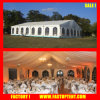 100 Seaters weißes Aluminiumfeld-Partei-Zelt für Verkauf