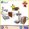 Gravierfräsmaschine-System beweglicher Tisch-bewegliches Faser-Laser-Marking&