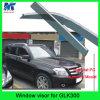 Acessórios de carro personalizados Car Rain Visor Sun Shade Visor para Benz Glk 300