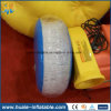 Pista inflable del aire redondo, equipo inflable del gimnasio