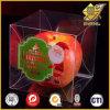 Película rígida del animal doméstico para el embalaje plástico transparente del rectángulo de regalo de la Navidad