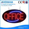 Muestra oval de la oficina LED de la energía del ahorro de Hidly