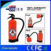 Belüftung-Karikatur-Feuerlöscher USB2.0 USB-grelles Feder-Laufwerk