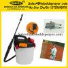 pulverizador elétrico da pintura da cerca do pulverizador do jardim 5L