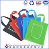 Cadeaux promotionnels Réutilisable Eco Friendly Tissu non tissé Foldable Carry Shopping Tote Bag