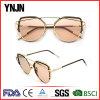 Ynjnの卸し売りキャッツ・アイUV400の美しい女性のサングラス