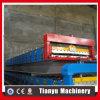Panneau européen de tuile de toit de qualité faisant le roulis formant la machine