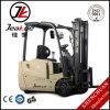 Rad-elektrischer Gabelstapler des Jeakue Fabrik-Preis-1.6t -2t drei für Verkauf
