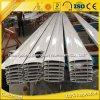 Protuberancias de aluminio de la lumbrera del rectángulo de la fuente de la fábrica