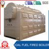 Chaudière allumée par charbon industriel de chargeur automatique de grille à chaînes de tube d'incendie