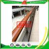 Le profil en aluminium de balustrade de Kaiya a expulsé les balustrades en aluminium pour le flair d'escaliers