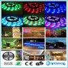 5050 SMD 60 LED/M 5m 가벼운 지구 램프 차 유연한 12V를 방수 처리하십시오